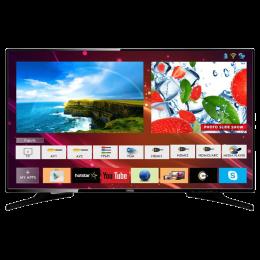 Onida 109 cm (43 inch) Full HD LED Smart TV (43FIS-W/43FIW, Black)_1