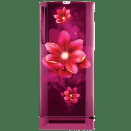 Godrej 190 L 3 Star Direct Cool Single Door Refrigerator (RD EPRO 205 TDF 3.2, Ritz Wine)_1