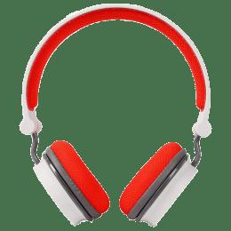 boAt Kings XI Punjab Wireless Headphone with Mic (Bluetooth 4.1, HD Sound, Rockerz 400, Lion Red)_1