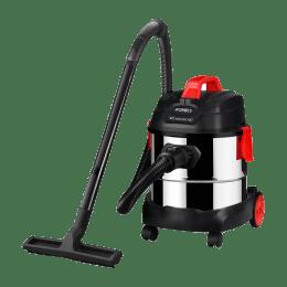 Eureka Forbes 1380 Watts Wet & Dry Vacuum Cleaner (12 Litres Tank, Wet & Dry NXT, Black)_1