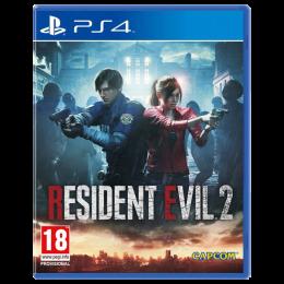 PS4 Game (Resident Evil 2)_1