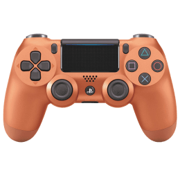 Sony Controller for PS4 (CUH-ZCT2E14, Copper)_1