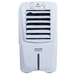 Singer Aviator Mini 10 Litres Personal Room Cooler (STC 010 AWE, White)_1