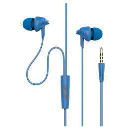 boAt Mumbai Indians Edition In-Ear Wired Earphone with Mic (Premium HD Sound, BassHeads 100, Blue)_1