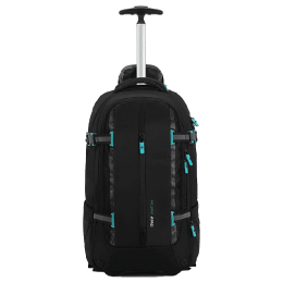 VIP Commuter 75.9 Litres Laptop Trolley Backpack (LPBPCOE50BLK, Black)_1
