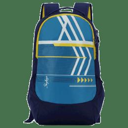 Skybags Virgo 03 30 L Backpack (BPVIR1BLU, Blue)_1