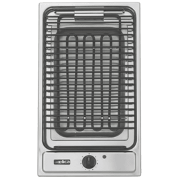 Elica Built-In Barbeque Griller (NC30, Inox)_1