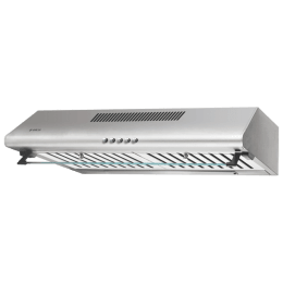 Elica 670 m³/hr 60cm Wall Mount Chimney (Push Button Control, CBF 602 SS, Stainless Steel)_1