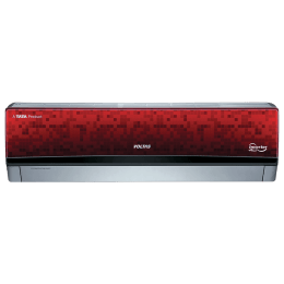 Voltas 1.5 Ton 5 Star Inverter Split AC (Copper Condenser, 185V ZZY-IMR, Grey/Red)_1