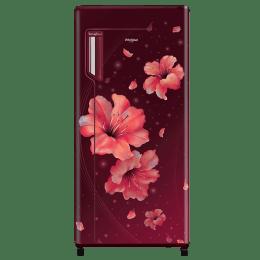 Whirlpool 215 L 4 Star Direct Cool Single Door Inverter Refrigerator (230 Imfresh PRM 4S INV, Wine Hibiscus)_1