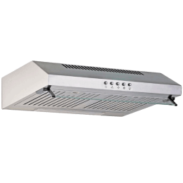 Faber Ruby Plus 700 m³/hr 60cm Wall Mount Chimney (Baffle Filter, PB SS 60, Stainless Steel)_1