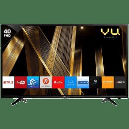 VU 101.60 cm (40 inch) Full HD LED Smart TV (Black, 40PL)_1