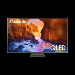 Samsung 163 Cm (65 Inch) 4K Ultra HD QLED Smart TV (65Q90RA, Black)_1