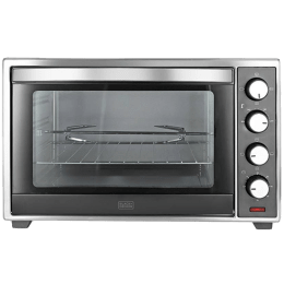 Black+Decker 30 litre Oven Toaster Grill with Stainless Steel Body (BXTO3001IN, Grey)_1