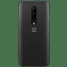 OnePlus 7 Pro Bumper Back Case Cover (5431100076, Karbon Black)_1