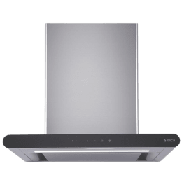 Elica Galaxy 1010 m³/hr 60cm Wall Mount Chimney (3D Filter, EDS HE LTW 60 Touch LED S, Silver)_1