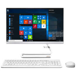 Lenovo Ideacentre (A340-22IWL) Core i3 10th Gen Windows 10 Desktop (8 GB, 1 TB HDD, 54.61 cm, Foggy White)_1