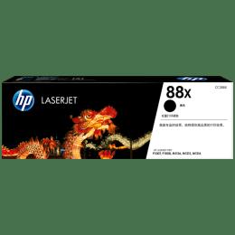 HP 88X Laserjet Toner Cartridge (CC388X, Black)_1