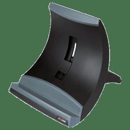 3M Vertical Notebook Riser (LX550, Black)_1
