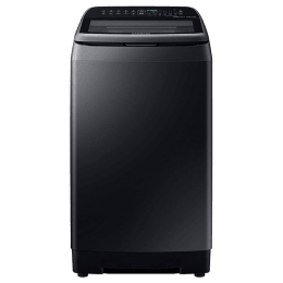 Samsung 6.5 kg Fully Automatic Top Load Washing Machine (WA65N4570VV/TL, Black Caviar)_1