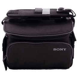 Sony Nylon Camcorder Bag (LCSU10, Black)_1