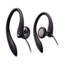 Philips SHS3200/98 Ear hook Headphone (Black)_1