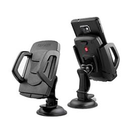 Capdase TP1 Car Mount Holder for All Mobiles (HR00-CA01 TP1, Black)_1