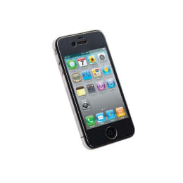 Molife Clubber Aluminum Back Case Cover for Apple iPhone 4/4S (Ebony)_1