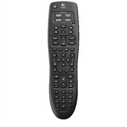 Logitech Harmony 300 Universal Remote Control (Black)_1