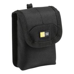 Case Logic Nylon Compact Camera Bag (PVL-201, Black)_1