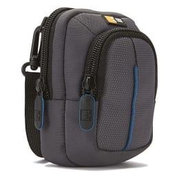 Case Logic Polyester Compact Camera Bag (DCB-302, Grey)_1