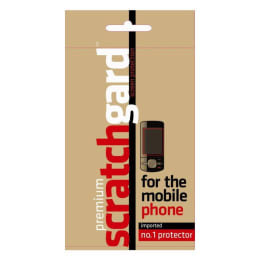 Scratchgard Screen Protector for HTC Wildfire S (Transparent)_1