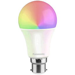 Panasonic Electric Powered 7 Watt LED Bulb with Remote (PBUM11070, White)_1