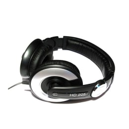 Sennheiser HD205II Headphone (Black)_1