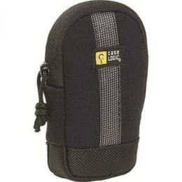 Case Logic Neoprene Compact Camera Bag (ESN-1, Black)_1