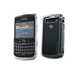 Capdase Fuxe Plastic Soft Jacket Back Case Cover for BlackBerry Bold 9900 (SJIPT4-3F00, Transparent)_1