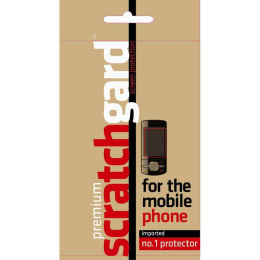 Scratchgard Screen Protector for Samsung Galaxy S Plus (Clear)_1
