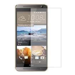 Stuffcool Supertuff Tempered Glass Screen Protector for HTC One E9 Plus (GPHCE9PLUS, Transparent)_1
