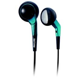 Philips In-Ear Wired Earphones (SHE3600, Black/Cyan)_1