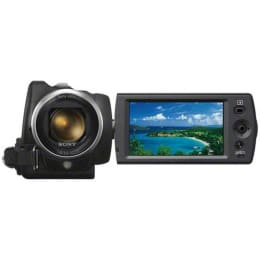 Sony 2.3 MP 80GB HDD Handycam (DCR-SR21, Black)_1