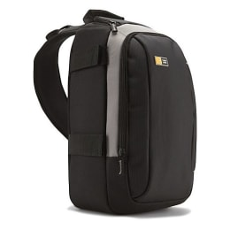 Case Logic Nylon SLR Bag (TBC-310, Black)_1