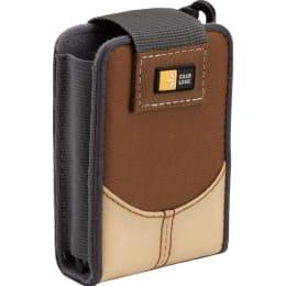 Case Logic Nylon Compact Camera Bag (DCB-27, Tan)_1