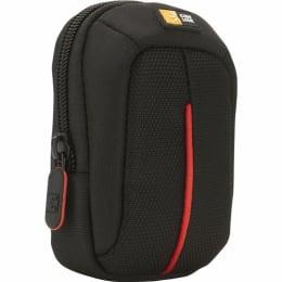 Case Logic Polyester Compact Camera Bag (DCB-301, Black)_1