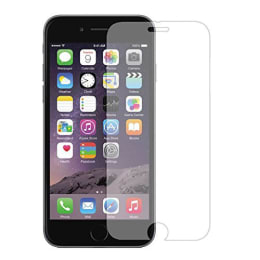 Stuffcool Supertuff Tempered Glass Screen Protector for Apple iPhone 6 Plus/6S Plus (PTGPIP655, Transparent)_1