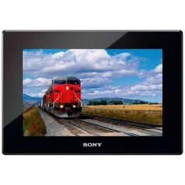 Sony 25.65 cm Digital Photo Frame (HD1000, Black)_1