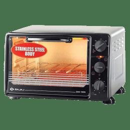 Bajaj 22 Litres 2200 TMSS Oven Toaster Griller (Black)_1
