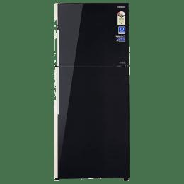 Hitachi 382 Litres R-VG400PND3 Frost Free Refrigerator (Black)_1