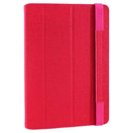 Kooltopp Full Cover Case for Apple iPad Air (KT109-03, Pinkish Red)_1
