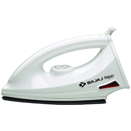 Bajaj Majesty 1000 Watt Dry Iron (MajestyDX6, White)_1