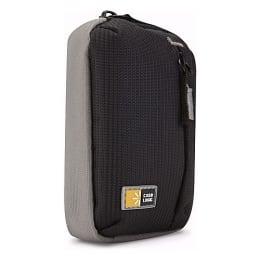 Case Logic Dobby Nylon Compact Camera Bag (TBC-302, Black)_1